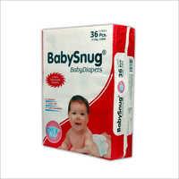 36 Pcs Baby Diaper