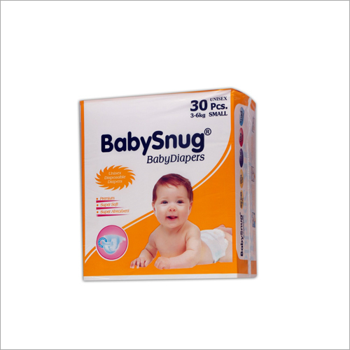 30 Pcs Baby Soft Diaper