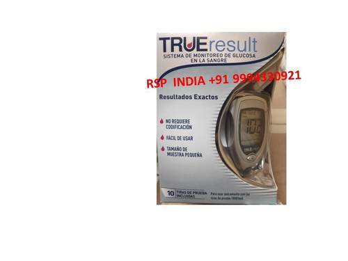 True Result  Blood Glucometer