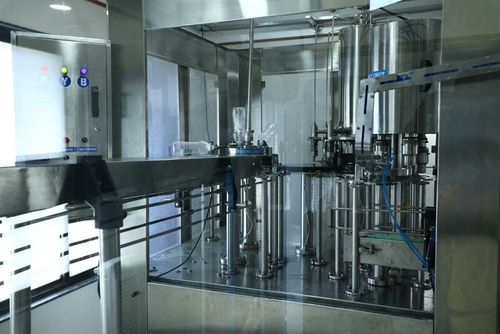 Water Bottle Rinsing Filling Capping Machine
