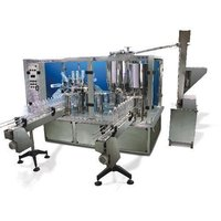 Bottle Rinsing, Filling, Capping Plant