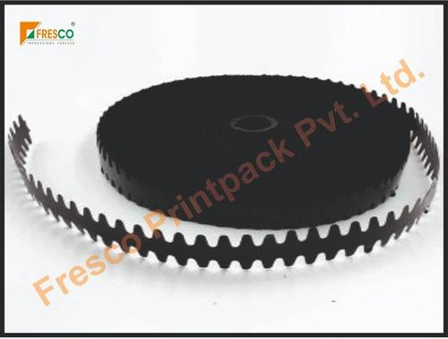 Teeth Cut Cellulose Acetate Tipping Film.