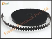 Teeth Cut Cellulose Acetate Tipping Film.