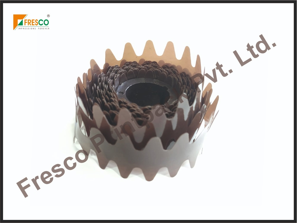 Teeth Cut Cellulose Acetate Tipping Film