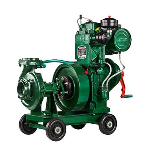 Light Weight Diesel Engine Pump Set