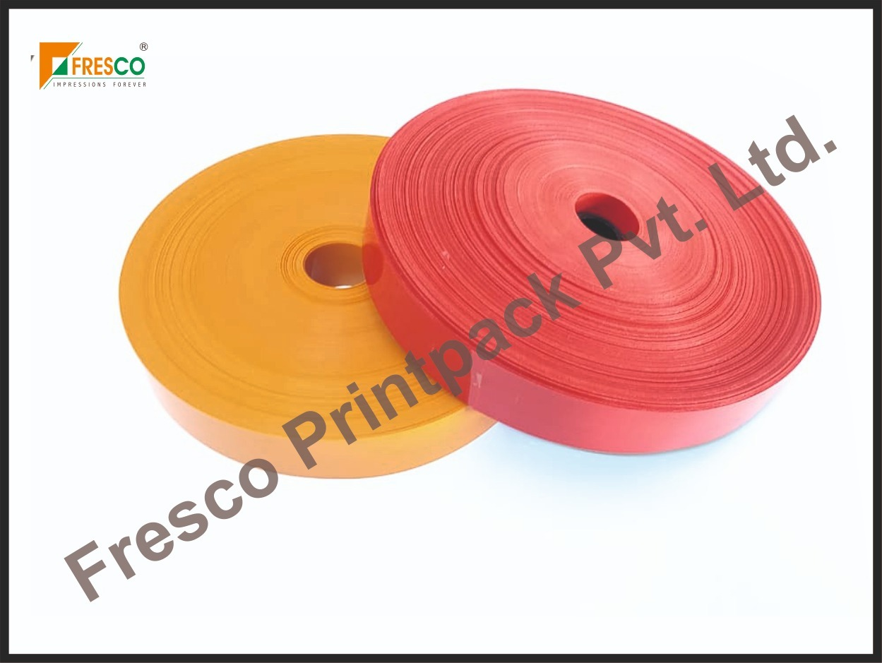 Red Cellulose Acetate Tipping Film.