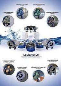 Concrete Polishing Machine - Klindex Levighetor 650