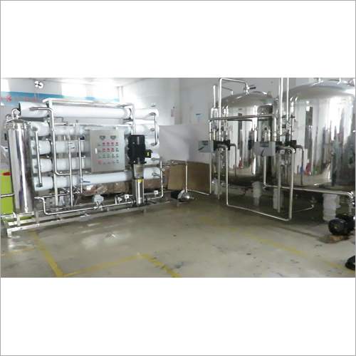 10000 LPH Industrial RO Plant