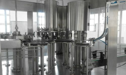 Ready To Serve Juice Making Plant