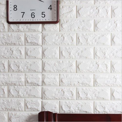 Wall Sticker Brick Design