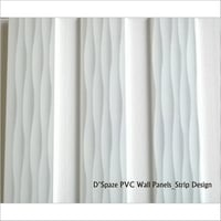 D'Spaze PVC Wall Panels Strip Design