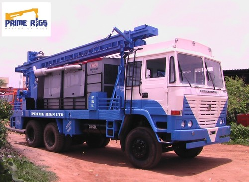 Truck Mounted Water well rotary drilling rig