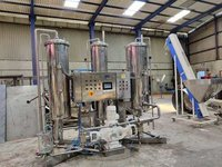 Fully Automatic Carbonated Soft Drink Making Plant