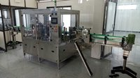 Bopp Tape Labeling Machine Fully Automatic