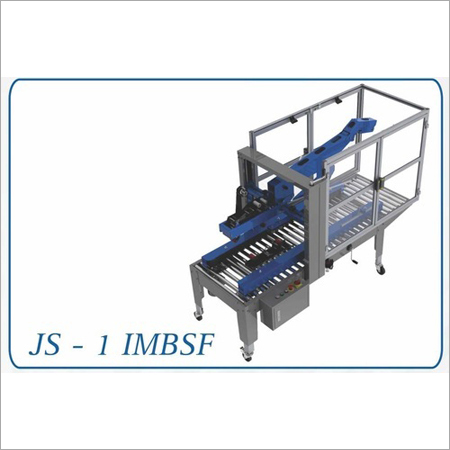 Carton Sealer Machine With Flap Closure