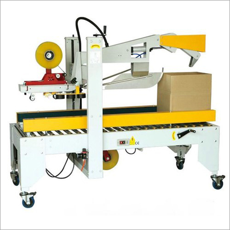 Ms Fully Automatic Flap Closer Carton Sealing Machine