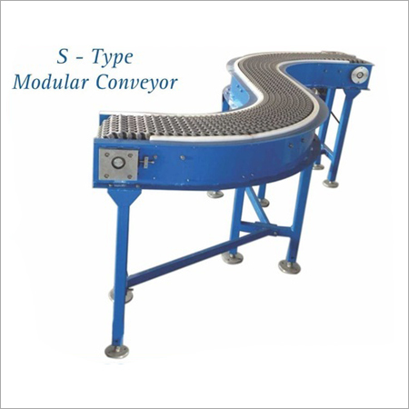 Automatic S Type Modular Conveyor