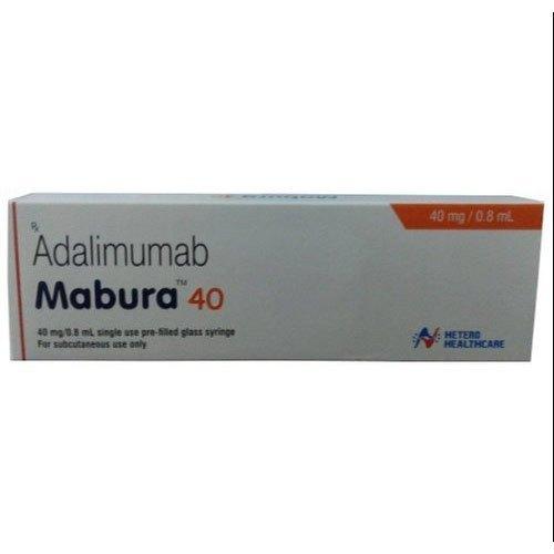 Mabura 40mg/0.8ml Adalimumab Injection