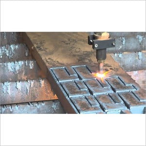 Automatic Profile Gas Cutting Services