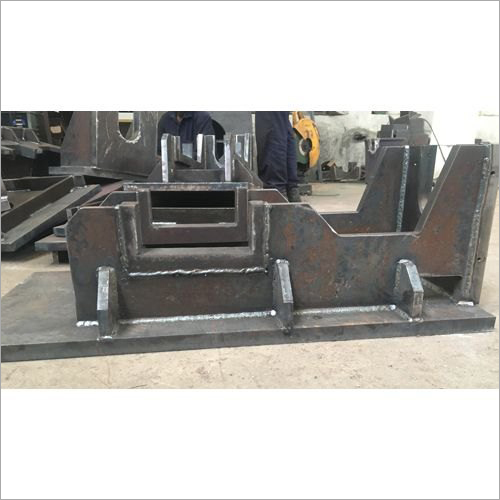 Industrial Fabrication Work Services