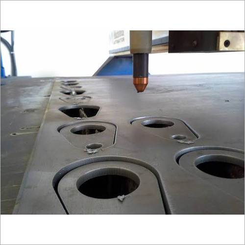 Industrial Plasma Cutting Service
