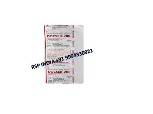 Docser 200 Mg Tablets