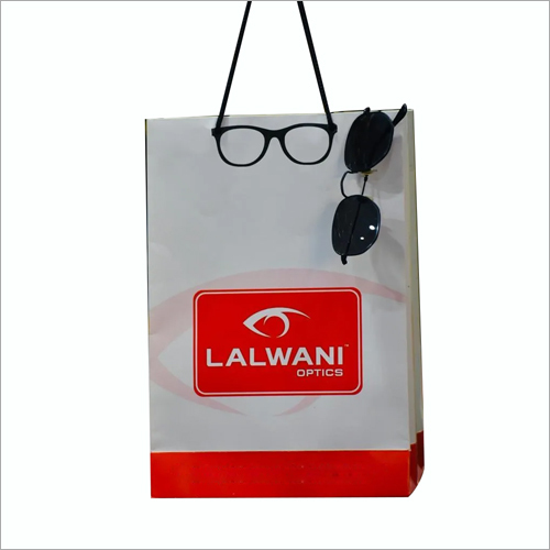 Optical Paper Bag