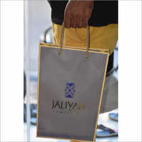 Jewellery Paper Packaging Bag