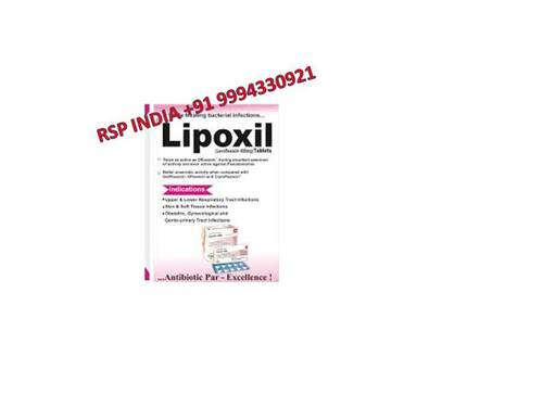 Lipoxil 500 Mg Tablets