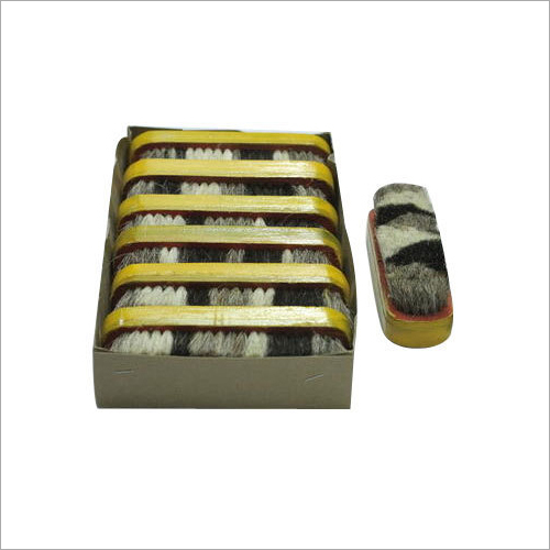 Wooden Shoe Cleaning Brush