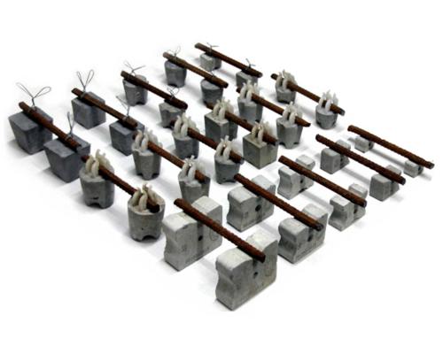 Fiber Concrete Spacers