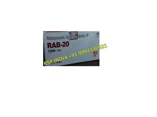 Rab 20 Mg Tablets