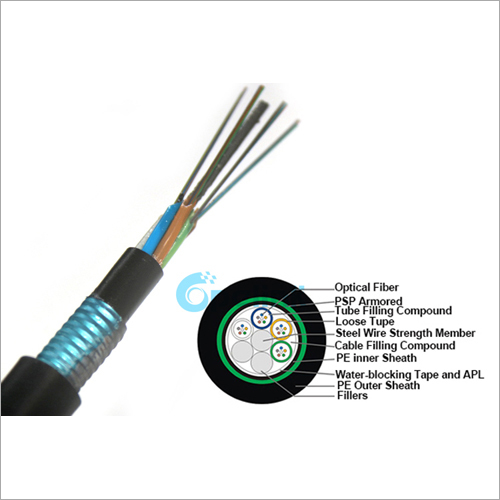Armored Optical Fiber Cable