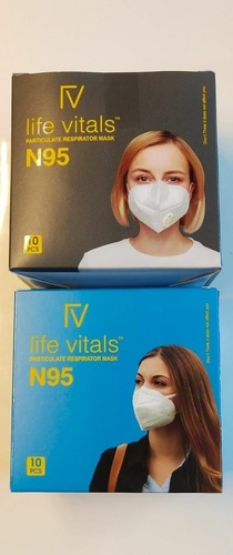 N95 Respiratoe Face Mask