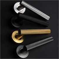 Door Handle Zinc Die Casting