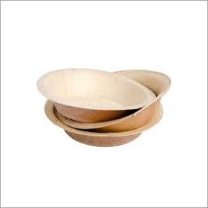 6 inch Areca Leaf Round Bowls
