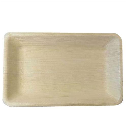9x6 Inch Rectangle Areca Leaf Plate