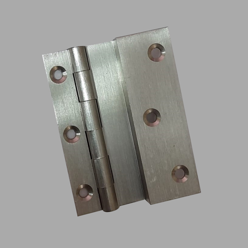 Brass L- Hinges With SS Finishing