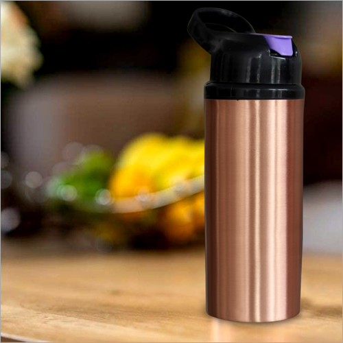 Copper Leak Proof Water Bottle