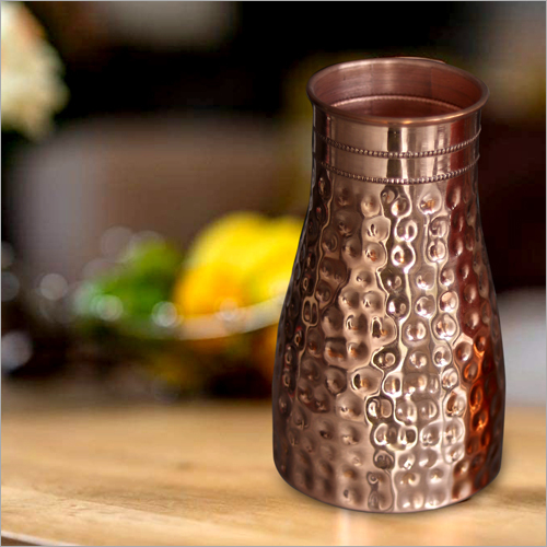 Designer Copper Bottle