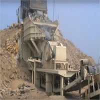 150 TPH Stationary GSB Crushing Plant