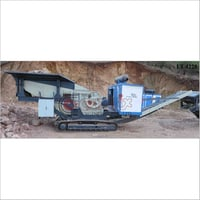 Steel Portable Jaw Crusher Plant