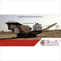 Portable Crawler Mounted Crusher