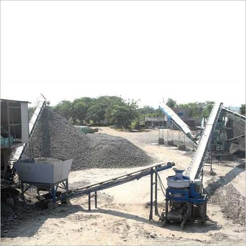 Automatic Sand Plant