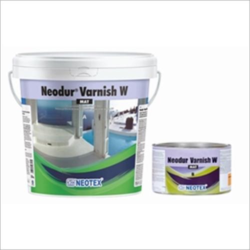 Neodur Varnish W Mat