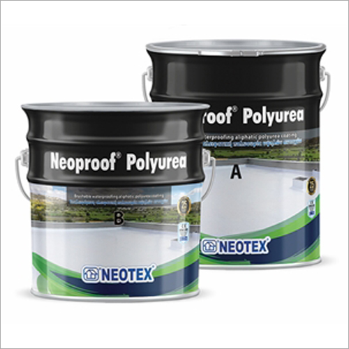 Neoproof Polyurea Waterproofing Coating