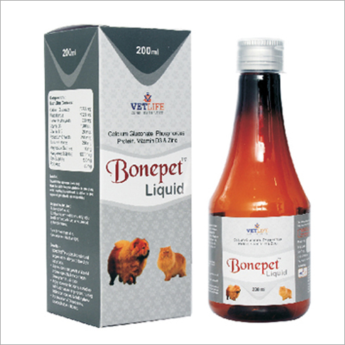 200 ml  Liquid Bonepet