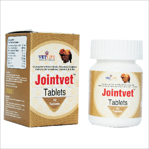 Jointvet Tablets