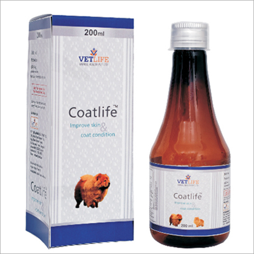 200 ml Coatlife Improve Skin and Coat Condition
