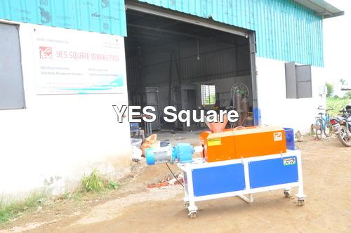 Screw Extraction Solid Liquid Separator